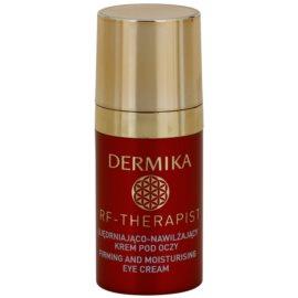 Dermika RF - Therapist crema hidratante para contorno de ojos antiarrugas  15 ml