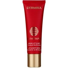 Dermika RF - Therapist sérum facial con efecto lifting de acabado mate  30 ml