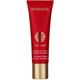 Dermika RF - Therapist ser facial cu efect de lifting pentru un aspect mat  30 ml