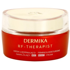Dermika RF - Therapist zpevňující noční krém s hydratačním účinkem  50 ml