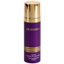Dermika Renovelle 45+ pleťové sérum pro vyhlazení pleti a minimalizaci pórů  30 ml