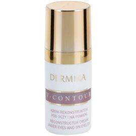 Dermika V-Contour erneuernde Creme für die Augenpartien  15 ml