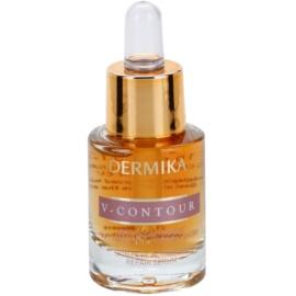 Dermika V-Contour Anti-Falten Serum zur Unterstützung der Zellregeneration  15 ml
