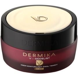 Dermika V-Modelist noční remodelační krém 60+  50 ml