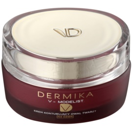 Dermika V-Modelist crema remodelatoare de zi 60+  50 ml