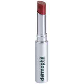 Dermophil Pearly Lipstick perleťová pečující rtěnka odstín Cherry 2 g