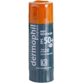 Dermophil Sun защитен балсам за устни SPF 50+  4 гр.
