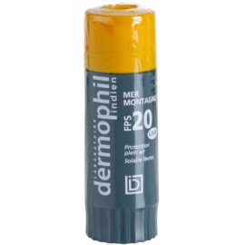 Dermophil Sun schützendes Lippenbalsam SPF 20  4 g