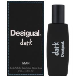 Desigual Dark toaletní voda pro muže 15 ml