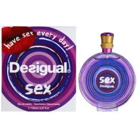 Desigual Sex Eau de Toilette für Damen 100 ml