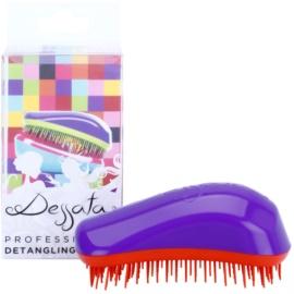 Dessata Original szczotka do włosów Purple - Tangerine