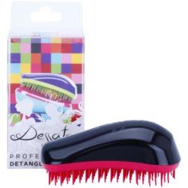 Dessata Original Haarbürste Black - Fuchsia