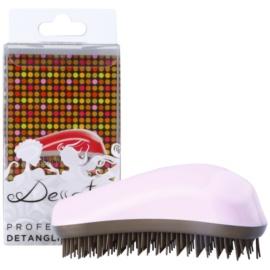 Dessata Original Haarbürste Pink - Old Gold