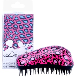 Dessata Original Prints kartáč na vlasy Leopard
