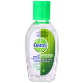 Dettol Antibacterial антибактериален гел за ръце  50 мл.