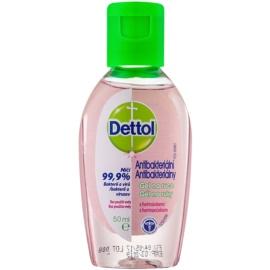 Dettol Antibacterial gel  antibacteriano para as mãos com camomilla   50 ml