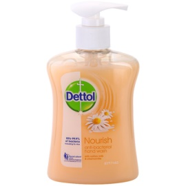 Dettol Antibacterial tápláló antibakteriális szappan kamilla  250 ml