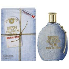 Diesel Fuel for Life Femme Denim Eau de Toilette para mulheres 75 ml
