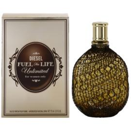 Diesel Fuel for Life Femme Unlimited парфумована вода для жінок 75 мл