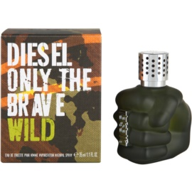 Diesel Only The Brave Wild eau de toilette férfiaknak 35 ml