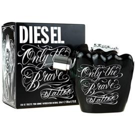 Diesel Only The Brave Tattoo Eau de Toilette für Herren 200 ml