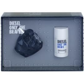 Diesel Only The Brave Geschenkset VIII. Eau de Toilette 125 ml + Deo-Stick 75 ml