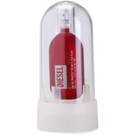 Diesel Zero Plus Masculine toaletná voda pre mužov 75 ml
