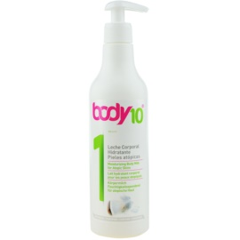 Diet Esthetic Body 10 leche corporal hidratante para pieles atópicas  500 ml