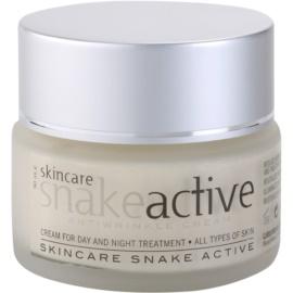 Diet Esthetic SnakeActive Tages- und Nachtscreme gegen Falten mit Schlangengift  50 ml