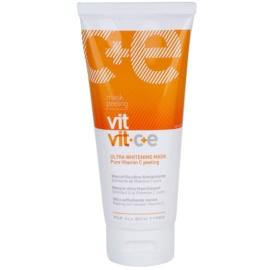 Diet Esthetic Vit Vit C + E peelingová maska  100 ml