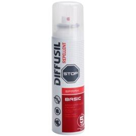 Diffusil Repellent Basic sprej odpudzujúci komáre, kliešte a muchničky  150 ml