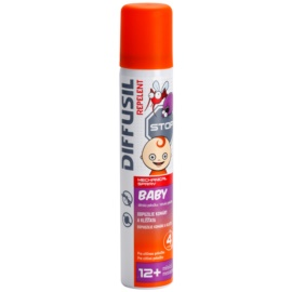 Diffusil Repellent Baby sprej odpuzující komáry a klíšťata  100 ml