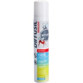 Diffusil Repellent Kids Abwehrspray gegen Mücken und Zecken  100 ml