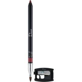 Dior Contour tužka na rty s ořezávátkem odstín 882 Pink Sky 1,2 g