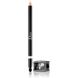 Dior Diorshow Khôl creion dermatograf waterproof cu ascutitoare culoare 009 White Khôl 1,4 g
