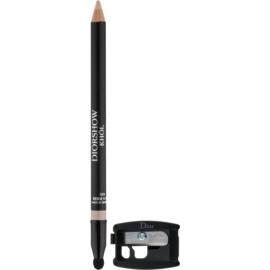 Dior Diorshow Khôl creion dermatograf waterproof cu ascutitoare culoare 529 Beige Khôl 1,4 g
