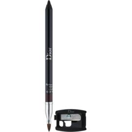 Dior Contour tužka na rty s ořezávátkem odstín 962 Poison Matte 1,2 g