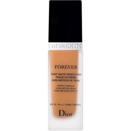 Dior Diorskin Forever podkład w płynie SPF 35  odcień 045 Hazel Beige 30 ml