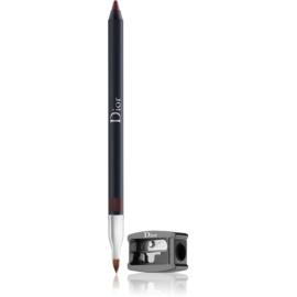 Dior Dior Contour ceruzka na pery  so strúhatkom odtieň 948 Egnigmatic Matte 1,2 g