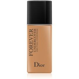 Dior Diorskin Forever Undercover polno prekrivni make-up 24 ur odtenek 025 Soft Beige 40 ml