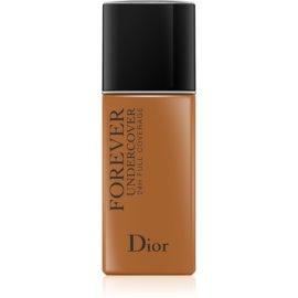 Dior Diorskin Forever Undercover polno prekrivni make-up 24 ur odtenek 050 Dark Beige 40 ml