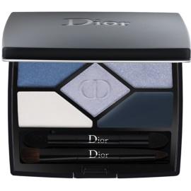 Dior 5 Couleurs Designer Eye Shadow Palette Color 208 Navy Design 4,4 g