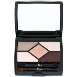 Dior 5 Couleurs Designer Professional Eyeshadow Palette Shade 508 Nude Pink Design 5,7 g