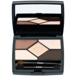 Dior 5 Couleurs Designer paleta profesionálních očních stínů odstín 708 Amber Design 5,7 g