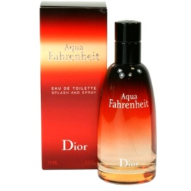 Dior Fahrenheit Aqua woda toaletowa dla mężczyzn 75 ml