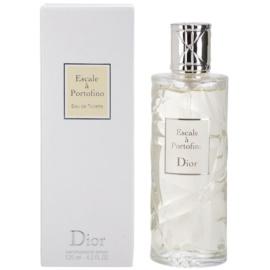 Dior Les Escales de Dior Escale a Portofino Eau de Toilette für Damen 125 ml