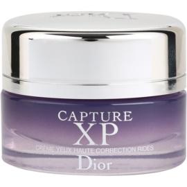 Dior Capture XP Augen-Pflege gegen Falten  15 ml