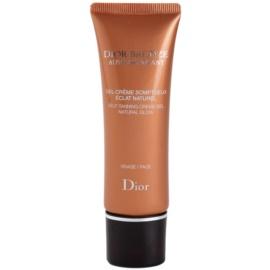 Dior Dior Bronze Auto-Bronzant samoopalovací gelový krém na obličej  50 ml