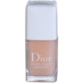 Dior Base Coat Abricot verniz pré-base para unhas   10 ml