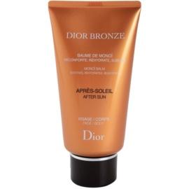 Dior Dior Bronze krém po opalování na obličej a tělo Monoï Balm 150 ml